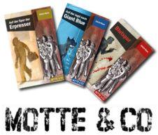 Buchcover: Motte und Co